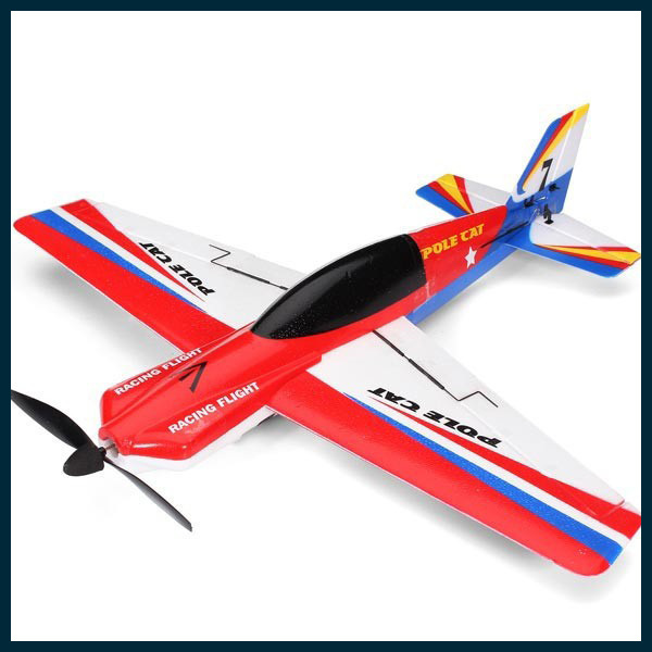 F939 2.4G 4CH EPS Micro Pole Cat RC Airplane Shatter Resistant & Ready To Go Equipment Airplane Micro RC Remote Control Airplane(China (Mainland))
