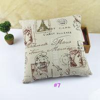 13 британских стилей дома декоративные наволочки подушка случае Квадратные подушки Чехлы h0983