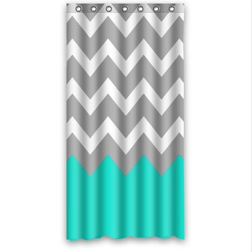 achetez en gros turquoise motif rideaux en ligne 224 des grossistes turquoise motif rideaux