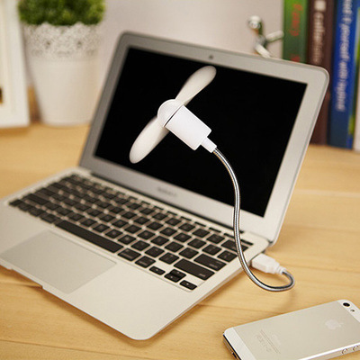 USB snake mini electric fan summer small notebook computer peripheral 70g radiator(China (Mainland))