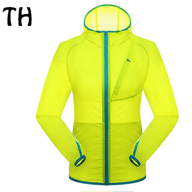 Новые тонкие ветровка женщин куртка водонепроницаемая дышащая быстросохнущие костюмы ...