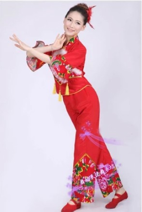 DB23444 traditional chinese dance costumes-2