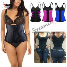 Shapewear Waist Cinchers Rubber Waist Training Corset Vest Latex Waist Trainer Shaping slimming wraps