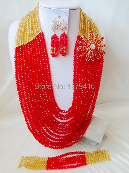 african wedding sets african wedding jewelry sets african wedding beads nigerian wedding beads  AA1206<br><br>Aliexpress