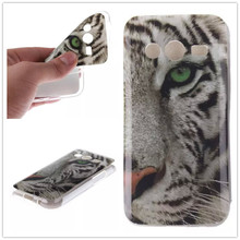 Ultra Slim Cute Owl Tiger Flag Flower Pattern TPU Gel Rubber Soft phone Cases Cover For Samsung Galaxy Ace 4 NXT G313 G313H