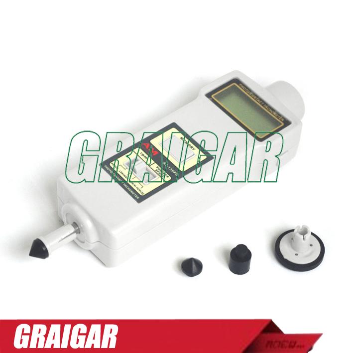 Здесь можно купить    ! AT-136PC Digital Hand Held Tachometer For Rotative Velocity , Photo Tach / Contact Tach  Инструменты