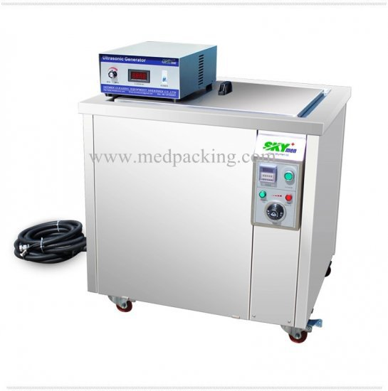 Large-scale industrial ultrasonic cleaning machine parts JTS-1036 board glass cleaner Capacity 120L(China (Mainland))