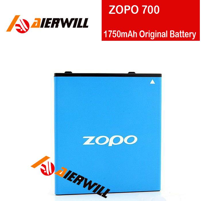 100% Original ZOPO 700 Battery BT27S 3.7V 1750mAh Original Battery for for ZOPO ZP700 Smart Phone Singapore Post