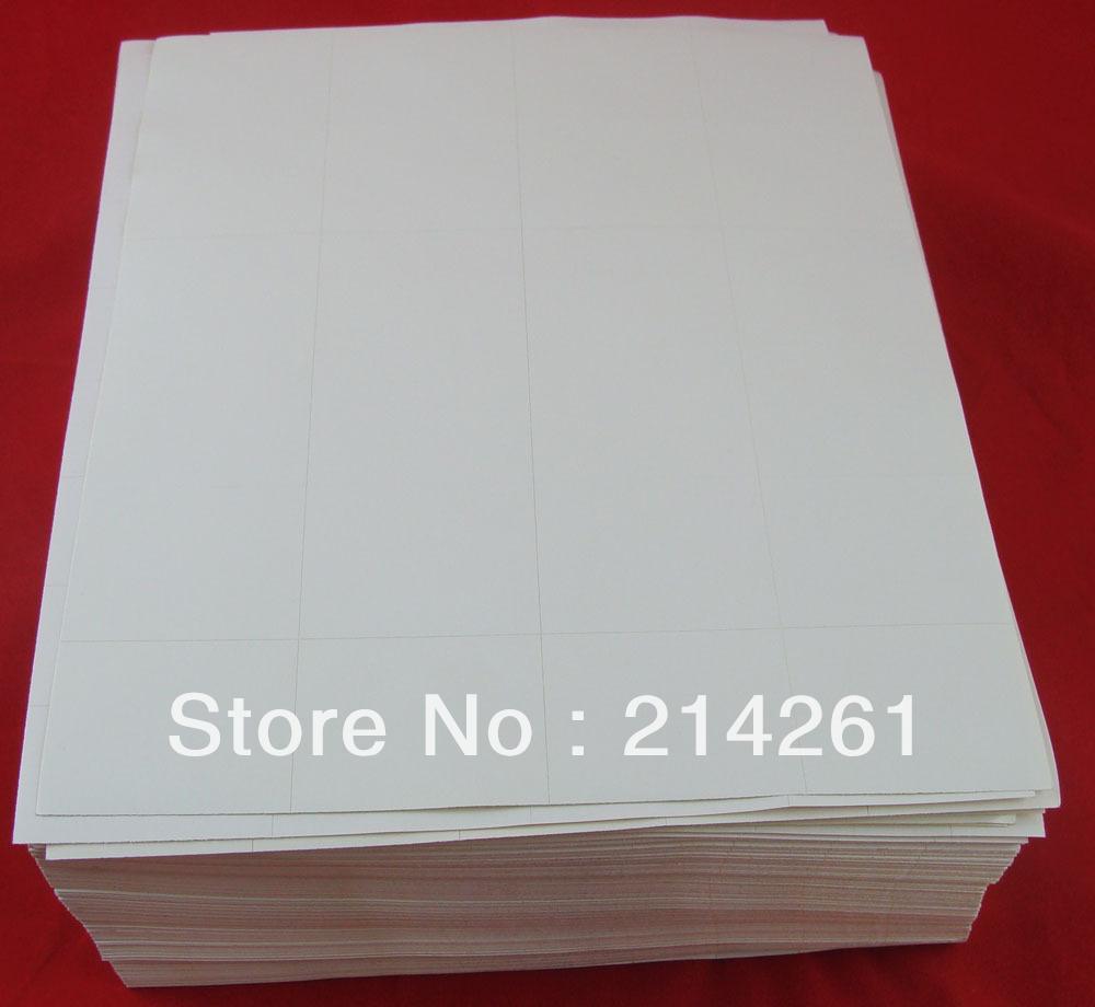 Blank Sticky Paper Blank Sticker Paper Price