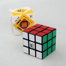 DaYan V 42 50 55 57mm ZhanChi 3x3x3 Magic Cube Speed Puzzles kub learning & education cubo magico personalizado Game kubik toys(China (Mainland))