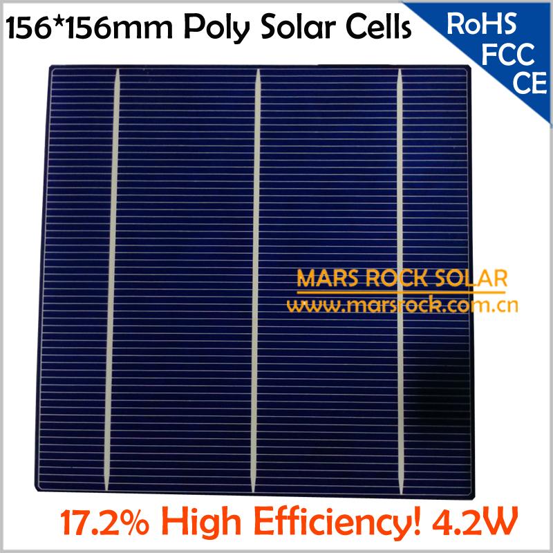 3.7W 156mm 3BB polycrystalline Solar cell +100% free of shipping bty Ups, DHL, Fedex, TNT or EMS<br><br>Aliexpress