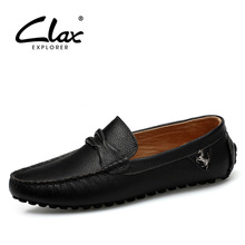 Man moccasin breathable 2016 men's loafers designer leather shoe male genuine leather fashion boat shoes luxury brand hot sales(China (Mainland))