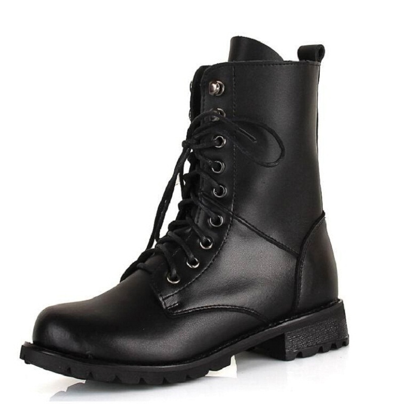 Popular Fashionable Combat Boots for Women-Buy Cheap Fashionable ...