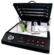 110V Clamshell Ultraviolet Crystal Curing Device UV Curing Machine