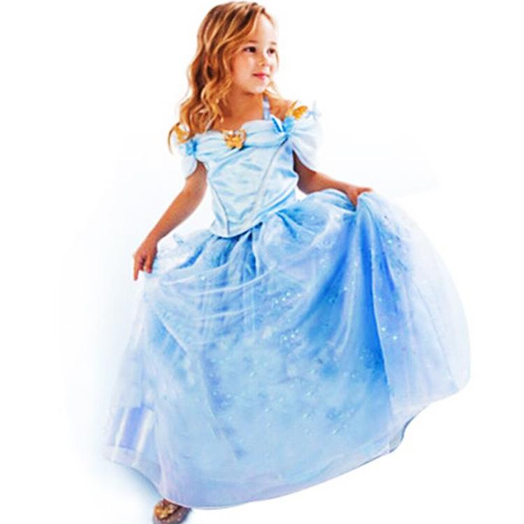 Princess Sofia Blue Dress Dress Kids Princess Sofia