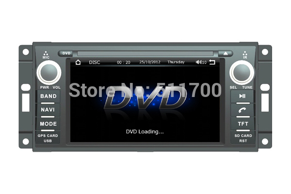 6.2 Inch Car DVD Player For Jeep Sebring/Town&amp;Country(2008-2010),Radio,Stereo,Bluetooth,GPS Navi,Auto Indash Video Multimedia<br><br>Aliexpress