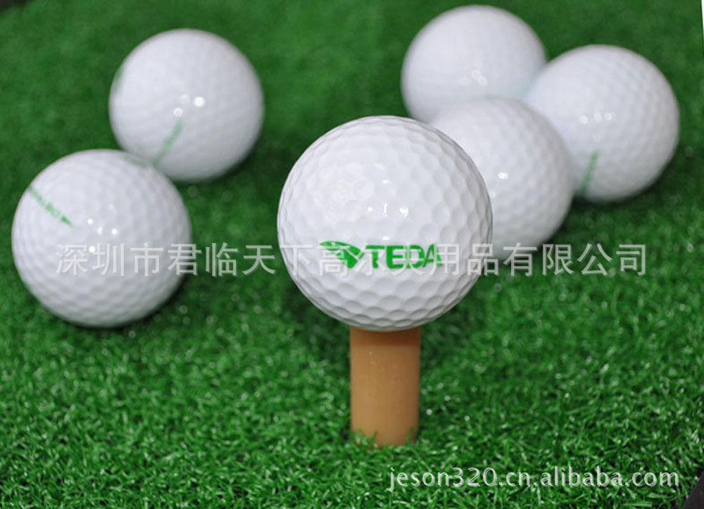2015 summer new Hot LOGO customized golf balls double game factory direct OEM orders for customized business case -2(China (Mainland))
