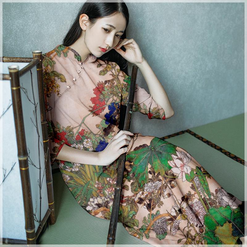 Модные натуральные ткани для платья