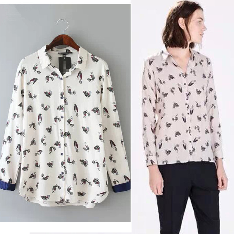 Find great deals on eBay for womens floral print shirts. Shop with confidence. Skip to main content. eBay: Shop by category. Womens Long Sleeve Shirt Floral Print Lightwear Tunic Casual Chiffon Blouse Tops. Brand New · Unbranded. $ Buy It Now. Free Shipping. 63+ Sold. 50% off.