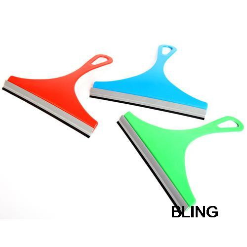 2pcs/lot 2015 New Hot Sale Glass Window Cleaner Hands Tool For Car Bathroom Wall 22x20cm Mix Color Only $4.99(China (Mainland))