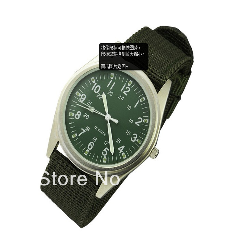 Famous Brand Watch Free Shipping Orkina Quartz Watch Men And Women Canvas Band Watch Unisex OKN45(China (Mainland))