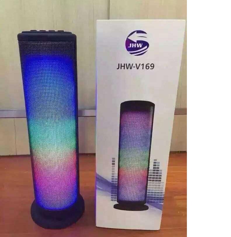 Colorful Bluetooth Speakers Bluetooth Speaker Led Light