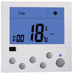 Гаджет  Programmable Wall hung gas boiler thermostat for AC220V+10%(HS-B703) None Строительство и Недвижимость