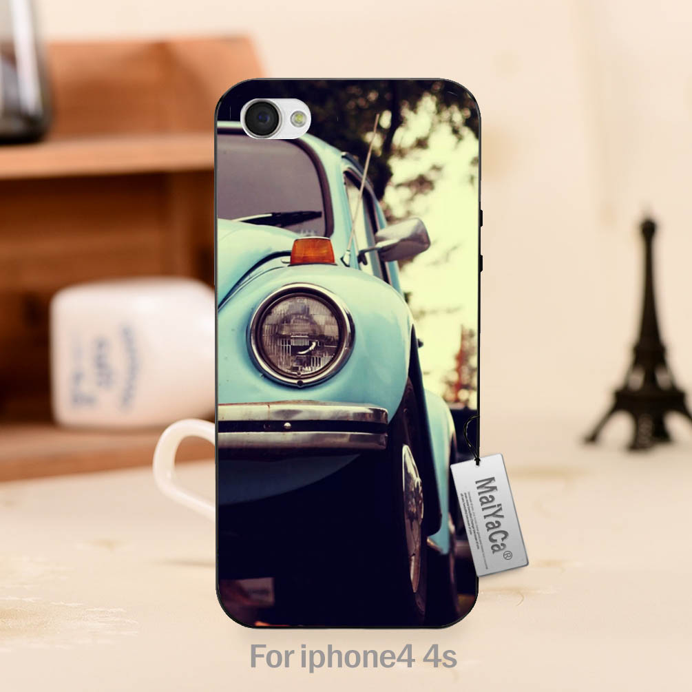 AXLPiaggio Vespa Scooter Road Italy Rome Special Offer Luxury Vertical phone case For case iPhone 4 4s(China (Mainland))