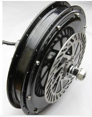 E-bike spoke motor 48Volt 1000W Brushless DC Hub Motor Rear Wheel E-bike/Electrical Bicycle