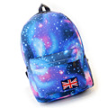 Fashion National Flag Design School Bag Durable Oxford Girl s Laptop Bag Backpacks Portable Backpack for