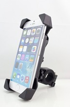Newest Universal Bike Bicycle Motorcycle Phone Holder Mount Suitable for 3.5 inch to 7.0 inch Smart Phones