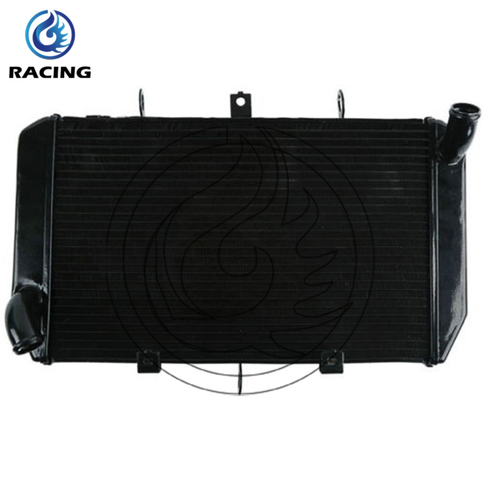 Motorcycle Accessories Cooling Aluminum Cooler Radiators System For Kawasaki Z1000 Z 1000 2010 2011 2012 2013<br><br>Aliexpress