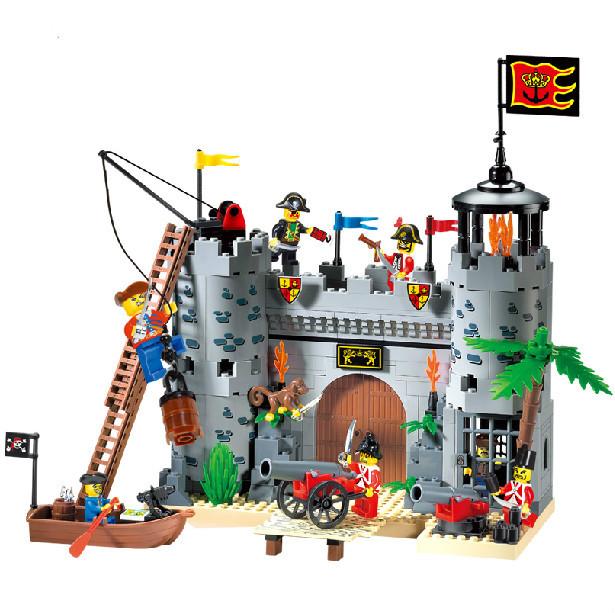 Лего пираты как сделать