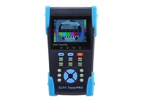 HVT-6222 3.5 Inch CCTV Security IP CAMERA Tester Wire cable Tracker+Visual fault detector(China (Mainland))