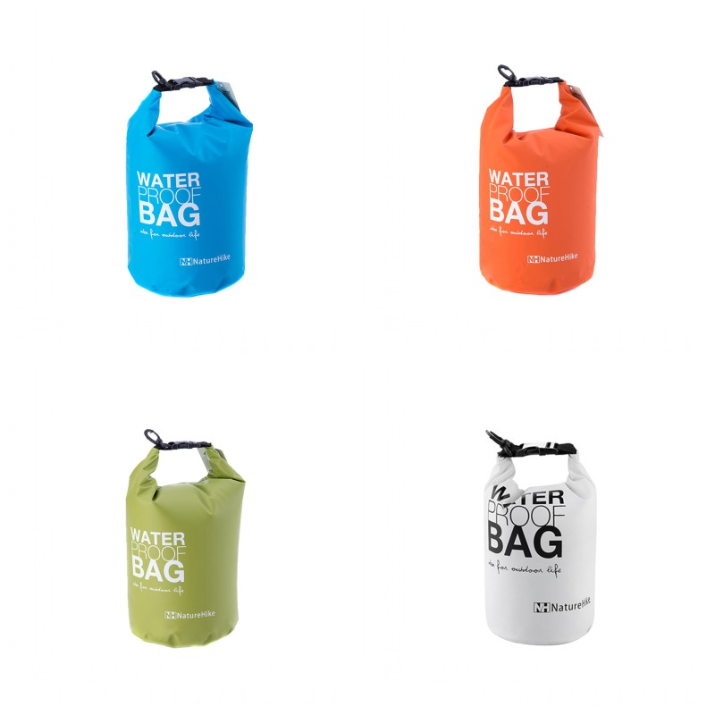 Waterproof Dry Bag 2L Small Ultralight Outdoor Travel Rafting Swimming Colors For Swim Travel Camping Hike Stuff Storage Tool(China (Mainland))