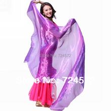 Танец живота шарф южная корея симфония завеса танец живота для женщин танец живота 2.1 * 1.1 м фаты 9 видов цветов