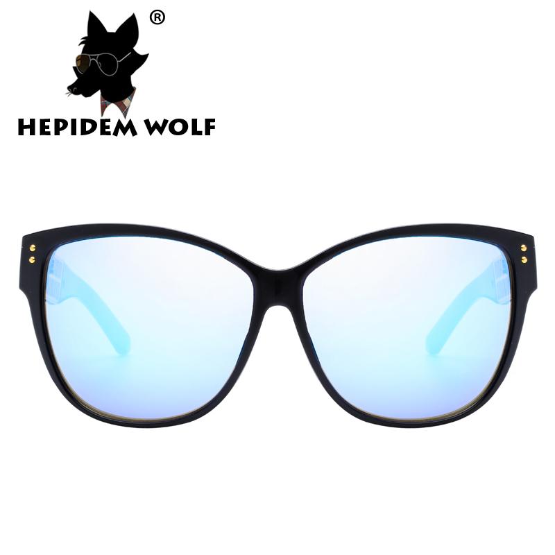 2016 New Fashion Sun Glasses Cool Vintage Points Men Women ...