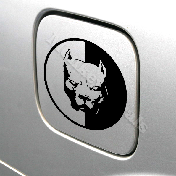 Car decals 12cm x 12cm pitbull super hero dog  car motorcycle reflective waterproof stickers die cut with no background(China (Mainland))