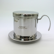 Vietnam coffee dripper Vietnam drip coffee maker manual Vietnamese drip filter coffee screw pot design
