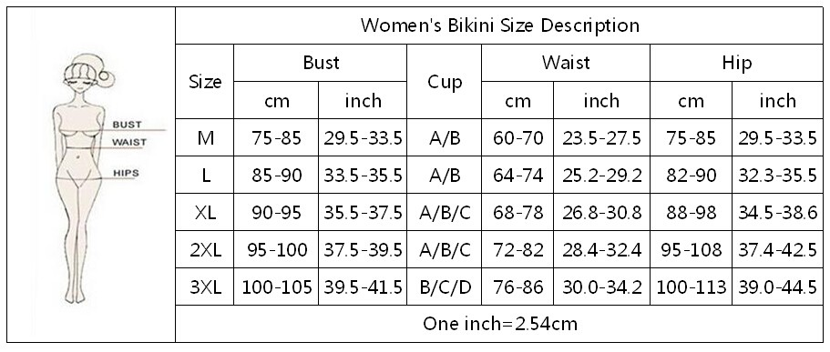 BIKINI measurement