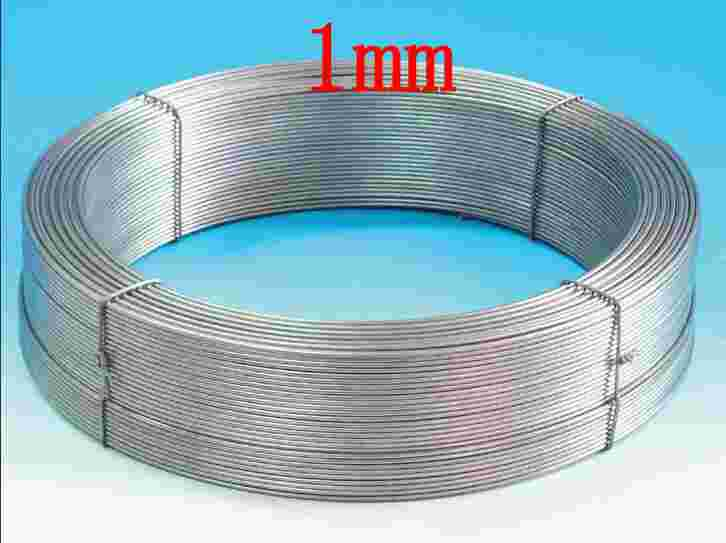 1mm pure ta1 ta2 ta2 titanium wire, Ti silk coil 0.5 mm to 0.8 mm 1 mm 2 mm 4 mm(China (Mainland))