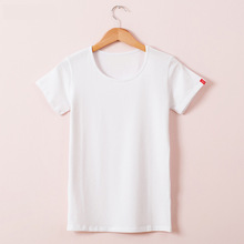 New Fashion Women T Shirt Vogue Solid Tee Tops For Woman Clothing O Neck Camisa Short