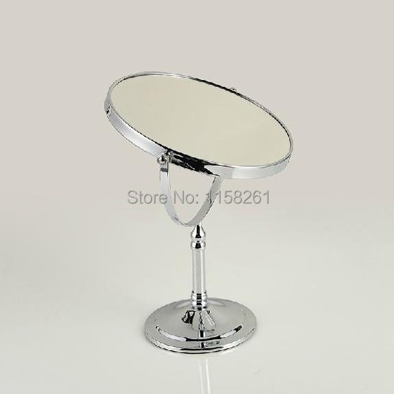 """Frete grátis 8 """" beleza mesa de maquiagem espelho rotativo espelho dupla face espelho de banho acessórios espelho HSY-728"""