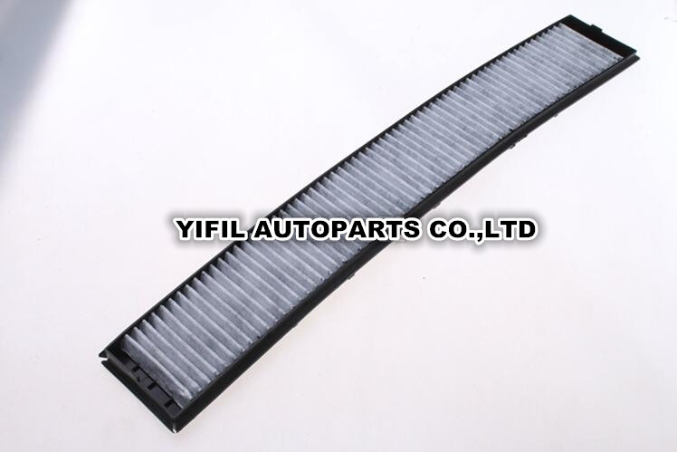 Go For BMW E83 X3 E46 318I 320I 323I 325I CAR AIR CABIN AIR FILTER OEM:64319071935 GENUINE CLEANER activated carbon FILTER(China (Mainland))