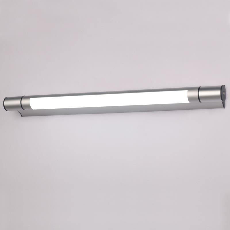 lamparas para bao simple espejo luz v w pared de aluminio tubo de la lamparas para bao easy