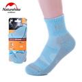NatureHike Outdoor Sock Quick Drying Running Cotton Sport Socks Bottom Professional Basketball Socks