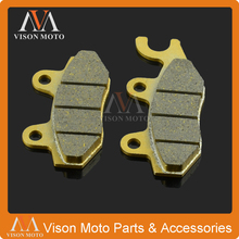 Buy Motorcycle Front Caliper Brake Pads HONDA CB50 NSR50 XR50 NSR75 NSR80 LS 125 RY XL 125 01-11 NSR150RR TA200 CBF250 CB300 for $9.34 in AliExpress store