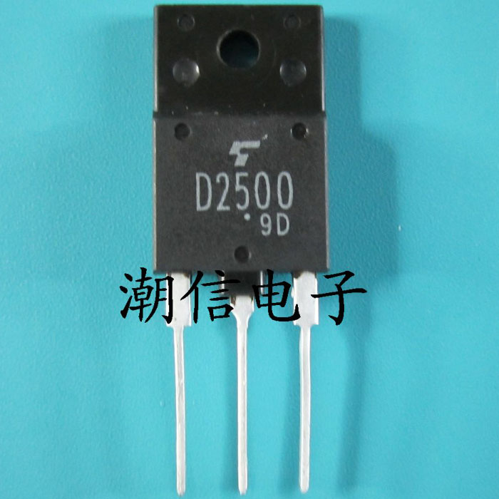 1PCS D2500 2SD2500 ] [ TO-3P new original(China (Mainland))