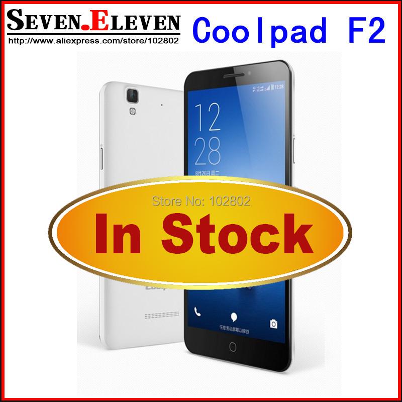 Мобильный телефон Coolpad F2 4G LTE MTK6592 1.7 2G 16G Qualcomm 4.4 мобильный телефон coolpad f2 4g lte mtk6592 1 7 2g 16g qualcomm 4 4