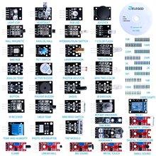 Buy 37-in-1 Sensor Module Kit Arduino UNO R3, MEGA, NANO gift for $21.60 in AliExpress store